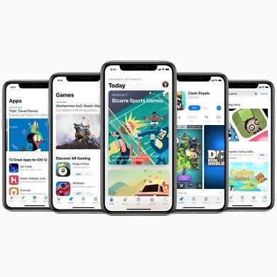 Apple cuts App Store commission rate to 15% for smaller developers