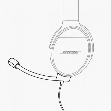 Bose Connect app reveals a new Bose QC35 II Gaming Headset