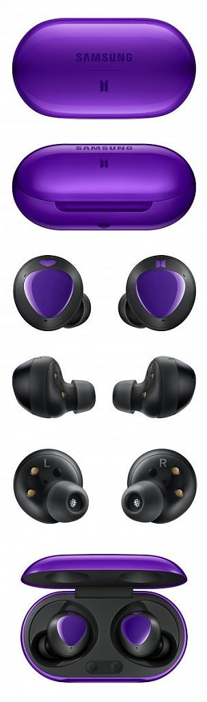 Samsung Galaxy Buds Bts Edition Will Come With A Vibrant Look For K Pop Fans