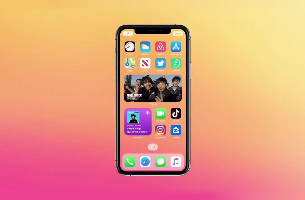 Apple S Ios 14 Finally Has Widgets And They Might Be Better Than Android S