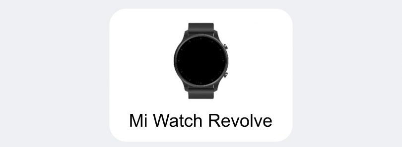 Xiaomi's affordable Mi Watch Color smartwatch may launch globally as the Mi Watch Revolve