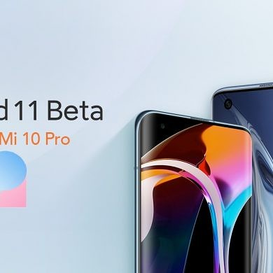 Download: Xiaomi rolls out the first MIUI 12 beta with Android 11 for the Mi 10 and Mi 10 Pro