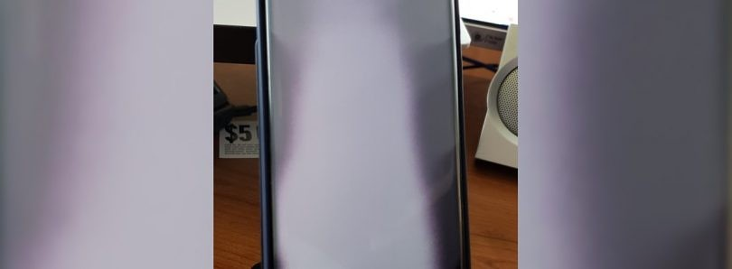 Motorola Edge+ users are seeing some severe display issues