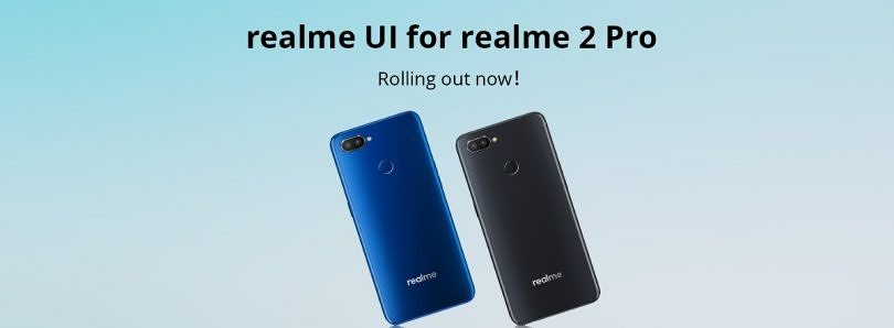 Realme 2 Pro starts receiving stable Android 10 update with Realme UI