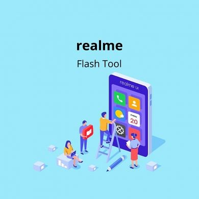 Realme releases a flash tool for installing ColorOS/Realme UI updates