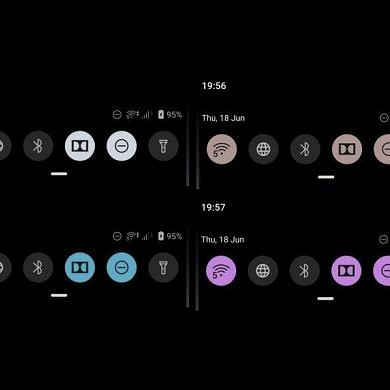 How to enable hidden Pixel themes on Sony Xperia phones running Android 10