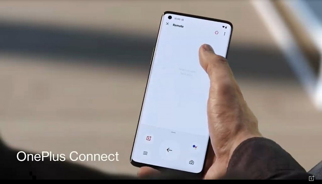 OnePlus Connect OxygenOS for TV