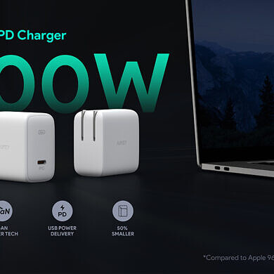 The AUKEY Omnia 100W is the Ideal Charger for all of your Charging Needs