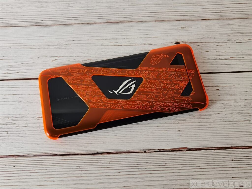 Neon Aero case for the ASUS ROG Phone 3