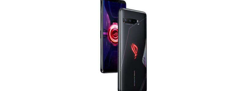 ASUS launches the ROG Phone 3 with the Snapdragon 865 Plus, 144Hz display, and 6000mAh battery