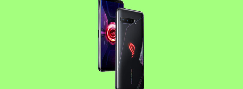 ASUS rolls out the second Android 11 update for the ROG Phone 3