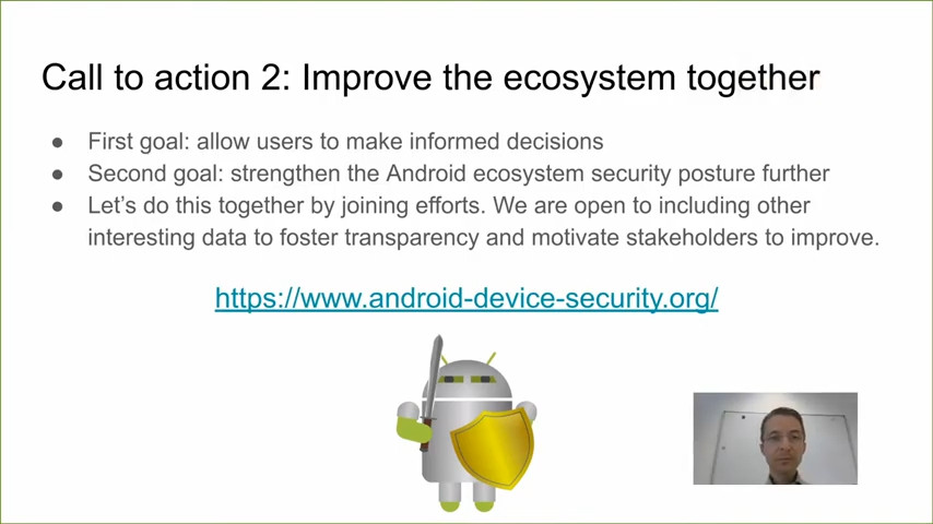 Android Device Security Database