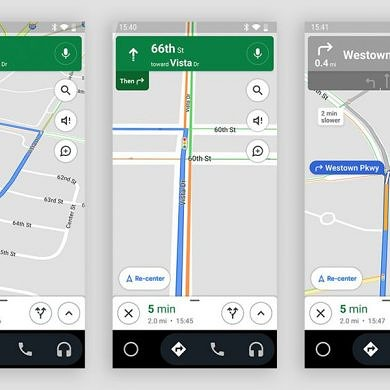 Google Maps starts showing traffic lights on Android