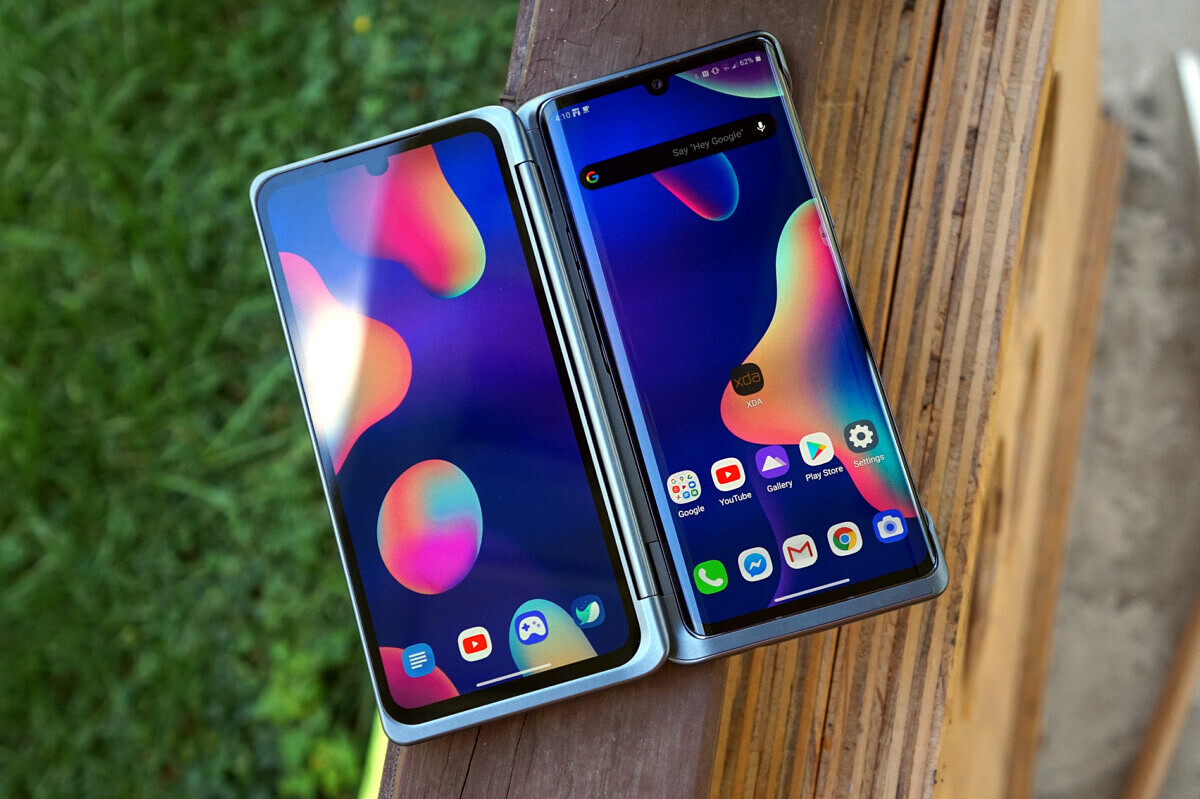 With LG gone, which smartphone are you looking at next?