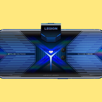 Lenovo launches Legion Phone Duel with Snapdragon 865 Plus, 90W charging, side popup, and more