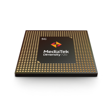 MediaTek announces the Dimensity 720, another mid-range SoC with integrated 5G