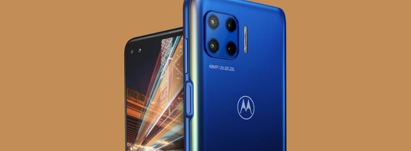 The €349 Moto G 5G Plus brings 5G, 48MP quad cameras, and a 90Hz display