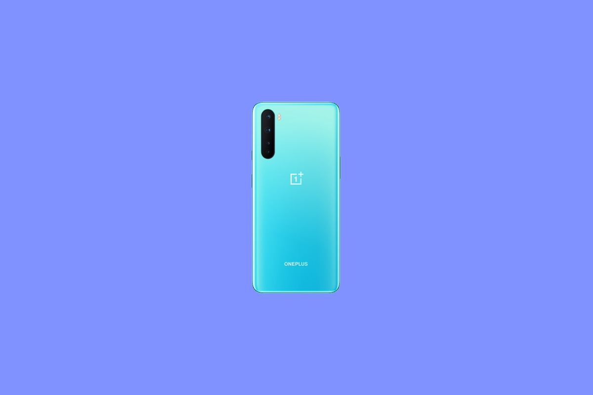 Oxygenos Hints At A New Gray Ash Color For The Oneplus Nord