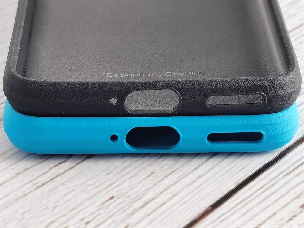 OnePlus Nord Sandstone Bumper cases
