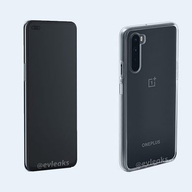 Leaked OnePlus Nord renders confirm quad-camera setup, dual hole-punch display