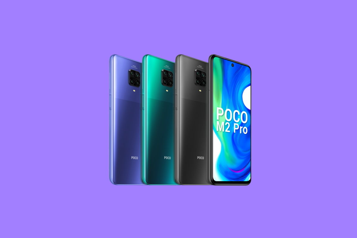 Poco M2 Pro Gets Unofficial Lineageos 17 1 And Pitchblack Recovery
