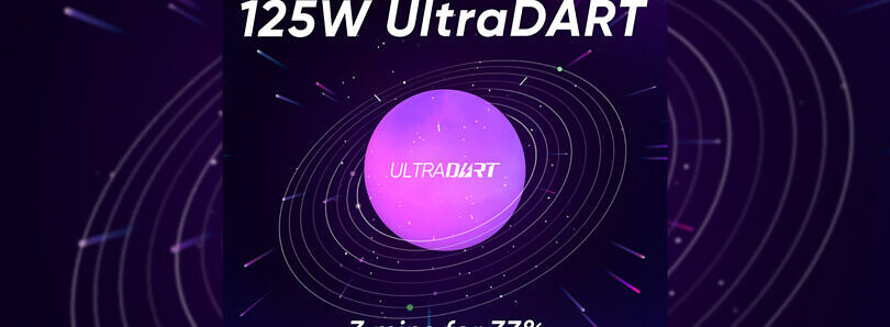 Realme's 125W UltraDart brings along compatibility with multiple charging protocols