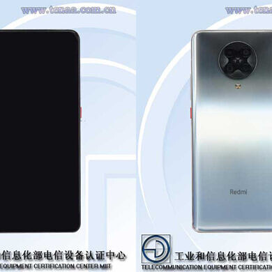 Redmi K30 Ultra spotted at TENAA with 6.67″ display, 4400mAh battery