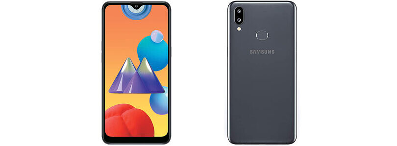 Samsung Galaxy M01s with MediaTek Helio P22 and Android 9.0 launched in India for ₹9,999 ($133)