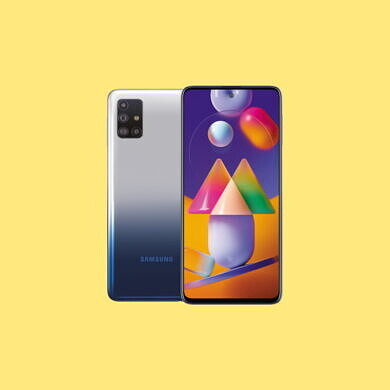 Samsung Galaxy M31s with Exynos 9611 and 6000mAh battery launched in India