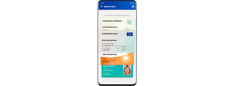 The Samsung Galaxy S20 will support storing German national ID cards later this year