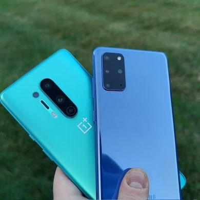 OnePlus 8 Pro vs. Samsung Galaxy S20+ Review Comparison – The Quest to Attain Parity