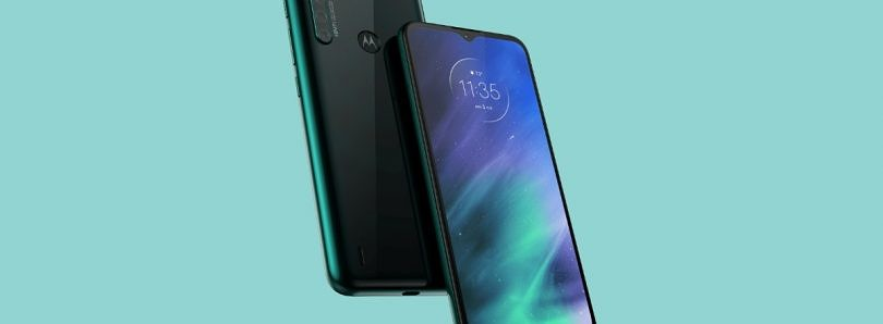 Motorola One Fusion announced with 48MP camera and the Snapdragon 710