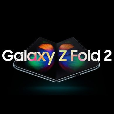 "Samsung's next Fold will be called the ""Galaxy Z Fold 2"""