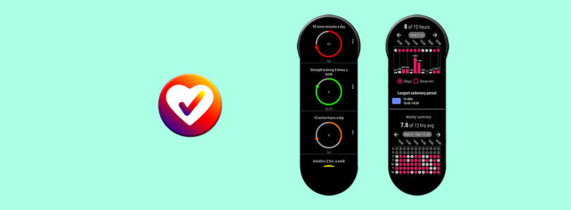 Fit Companion is a Wear OS fitness app with Google Fit integration