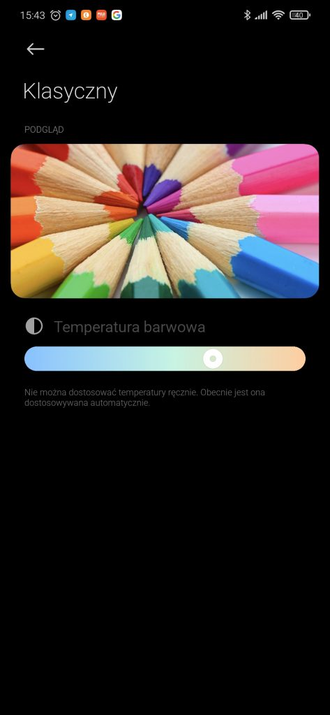 miui 12 reading mode color temperature