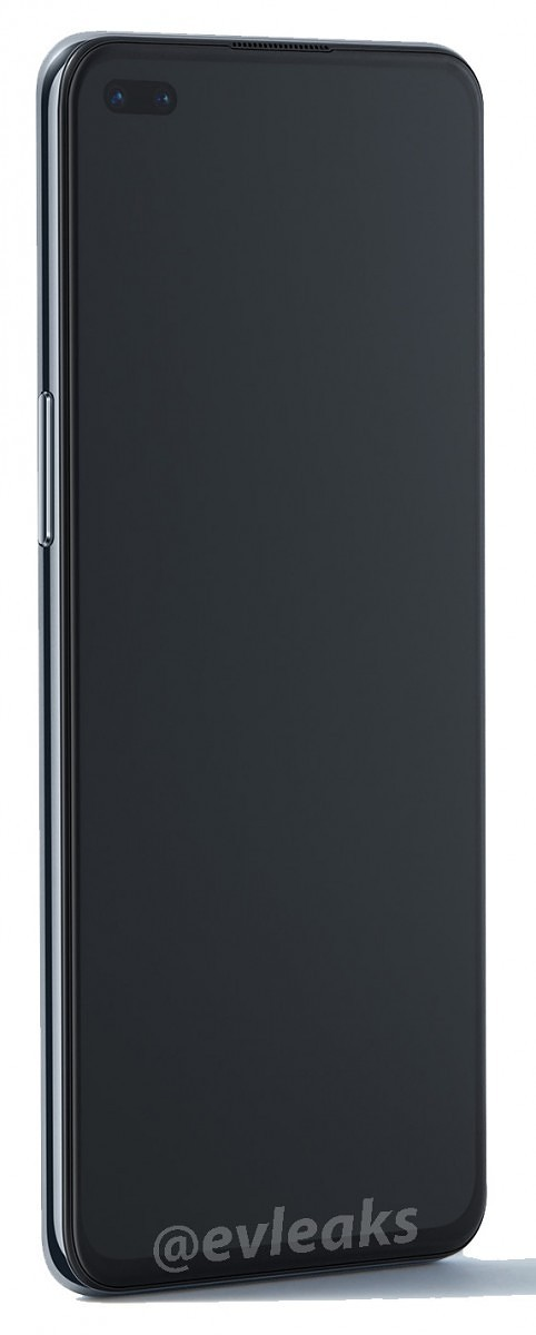 OnePlus Nord leaked render front