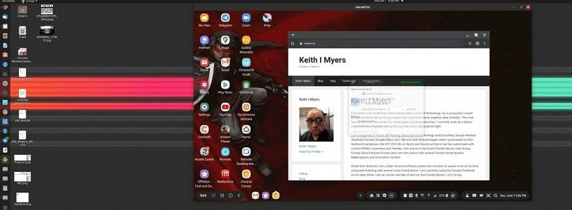 How to access Samsung DeX mode on Linux and Chrome OS