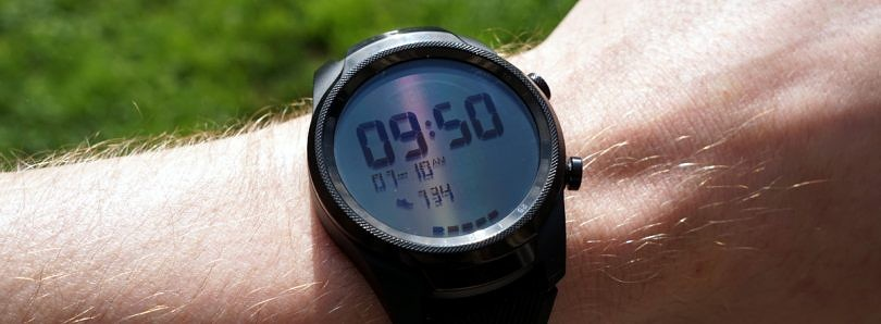 TicWatch Pro 4G/LTE Review – Only as Good as its Weakest Link
