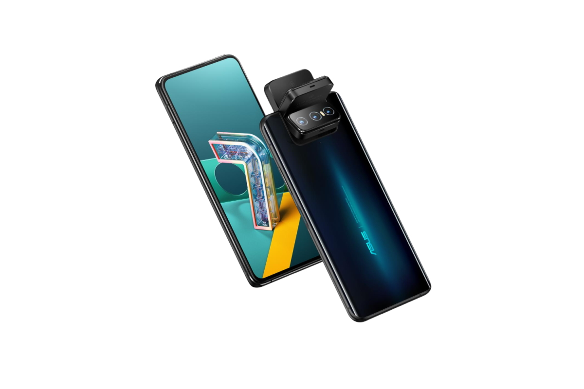 ASUS ZenFone 7 touts a motorized Flip Camera and flagship performance