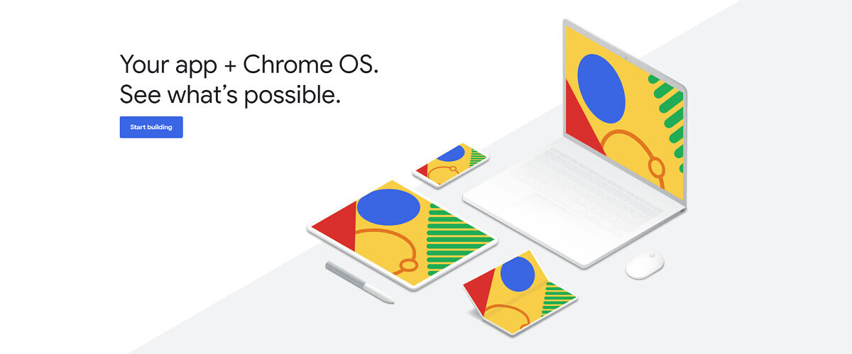 ChromeOS.dev is a new Google website for Chrome OS developers