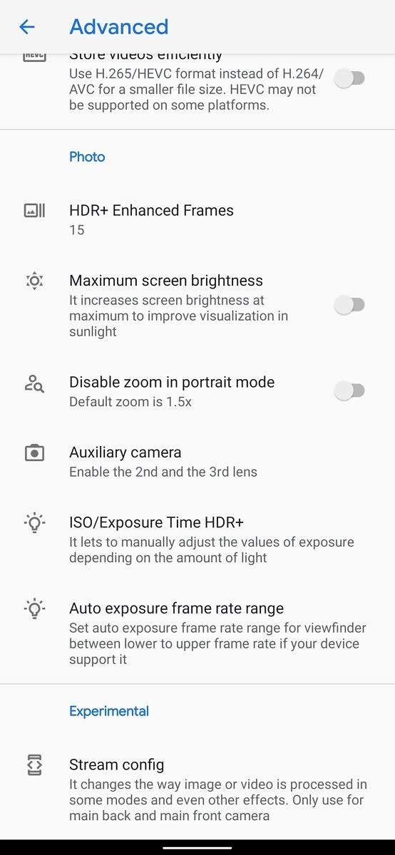 New Google Camera Mod Enables Auxiliary Camera Support On Many Devices Without Root