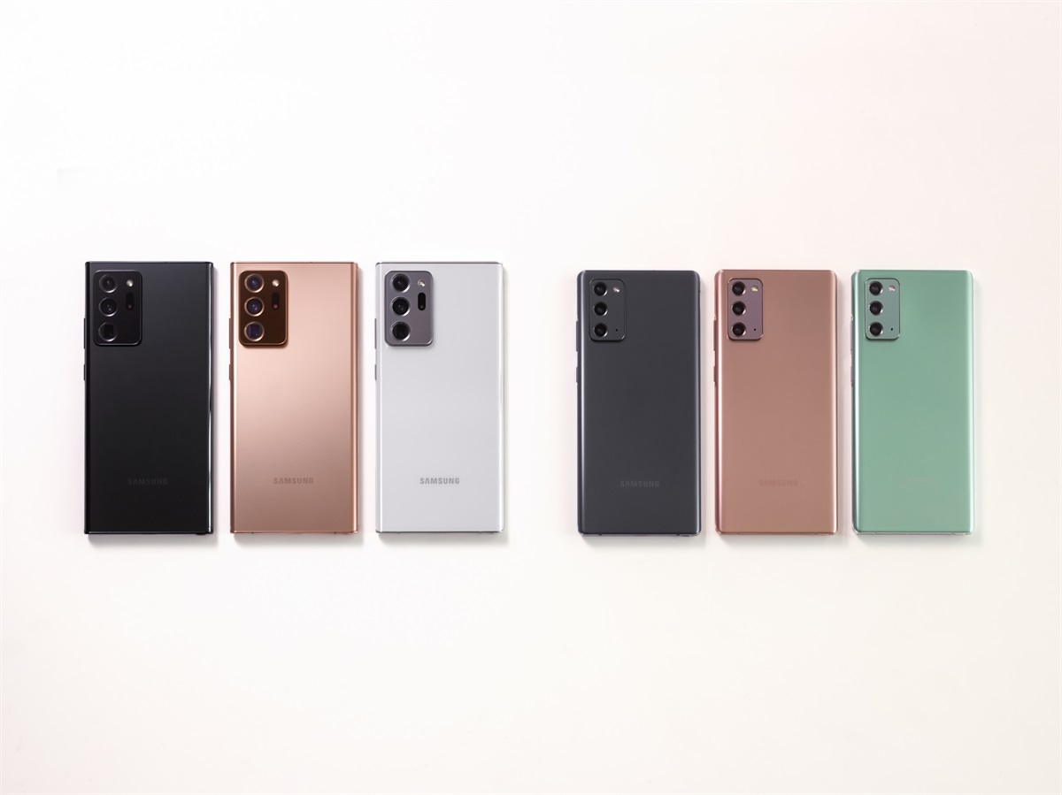 These Samsung Galaxy devices will get 3 generations of Android updates