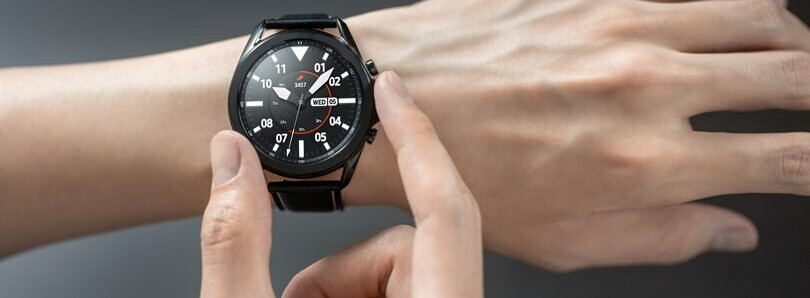 Galaxy Watch 3 update includes sleep score measurements and walking challenges