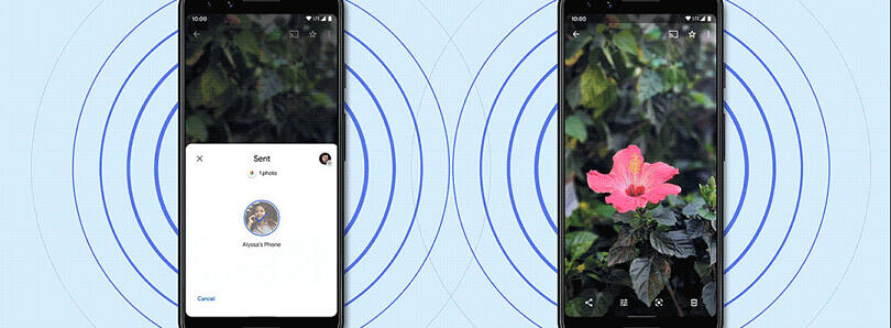 Google is rolling out Nearby Share, its file-sharing AirDrop clone for Android 6.0+