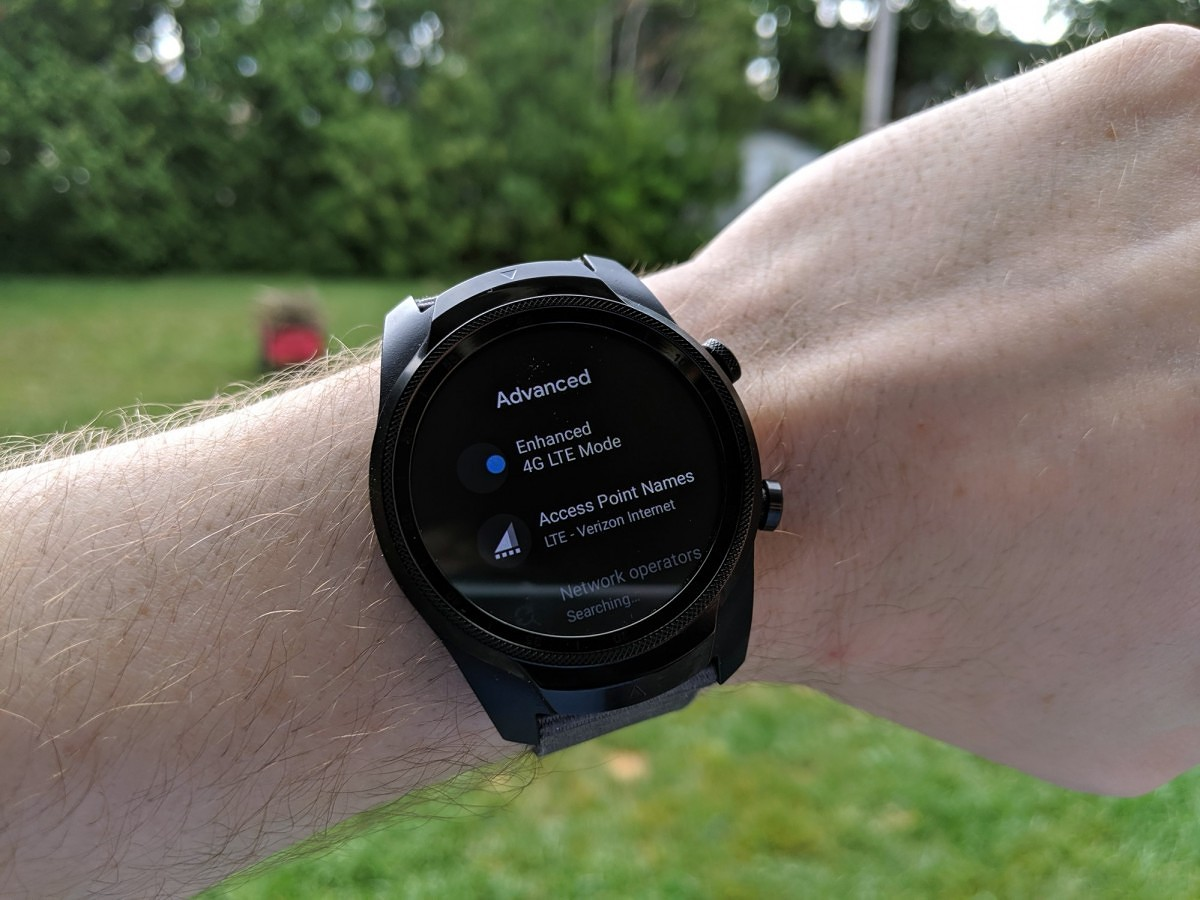 TicWatch Pro 4G/LTE Review - Only as Good as its Weakest Link