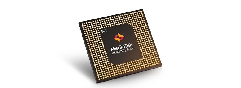 MediaTek unveils the Dimensity 800U, another mid-range 5G chip for smartphones