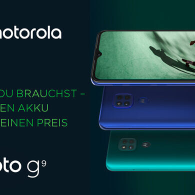 Motorola Moto G9 Play launches in Europe with budget specs and a large battery for €169