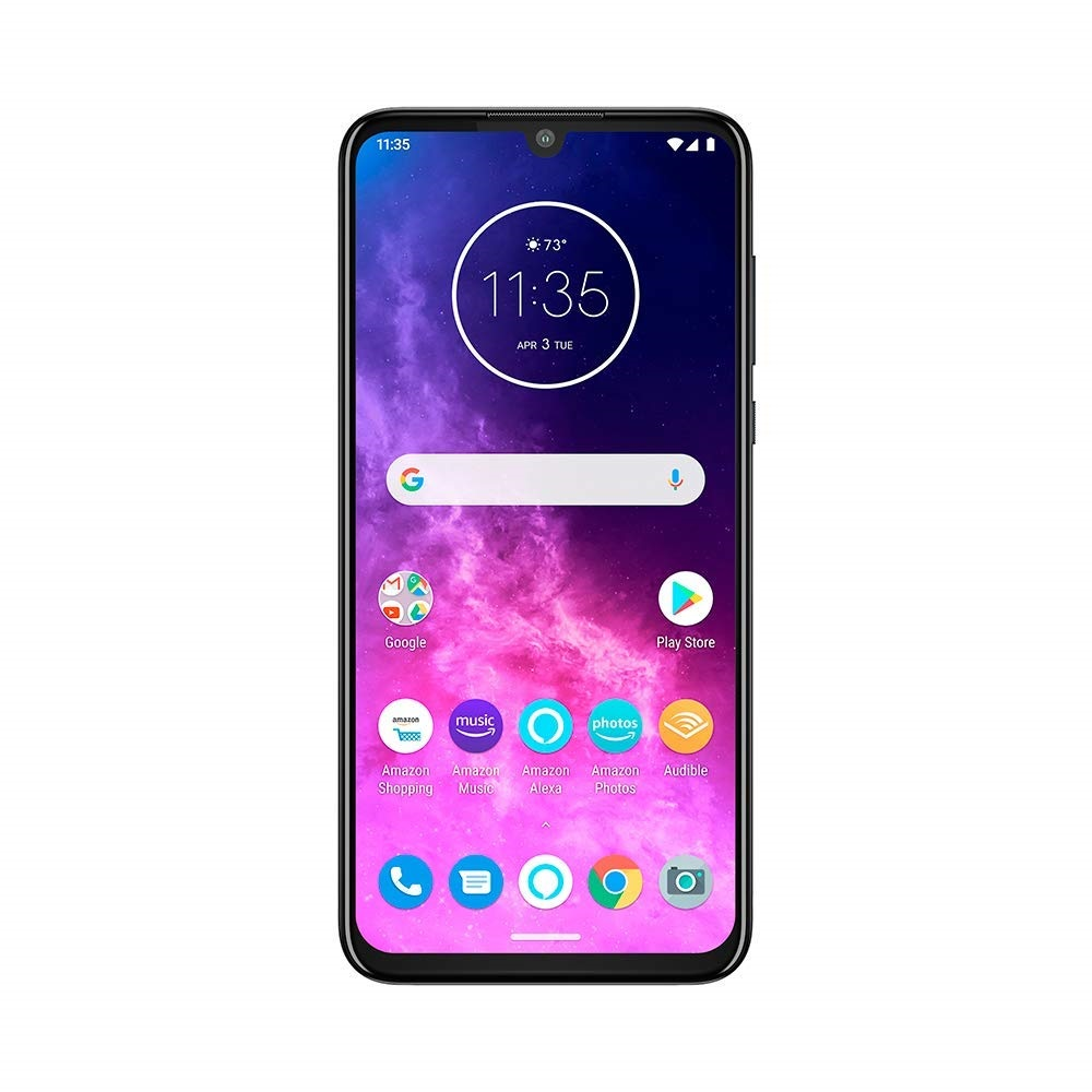 Motorola One Zoom with Amazon Alexa