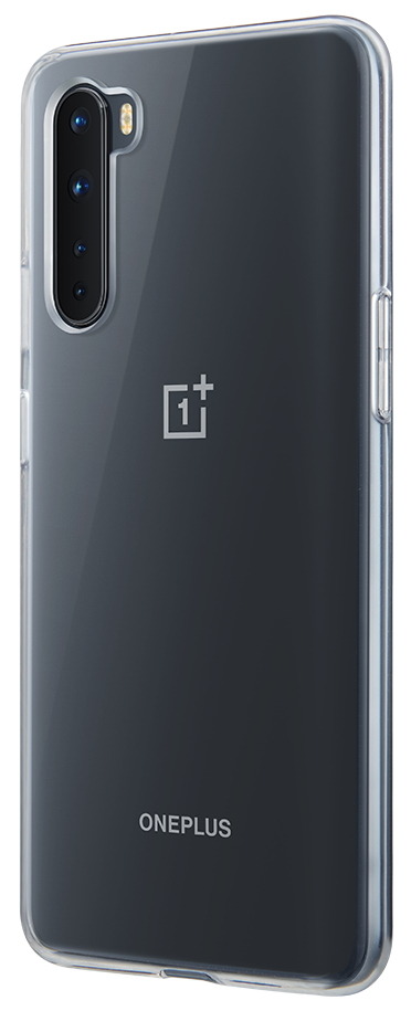 Official OnePlus Nord Clear Bumper Case