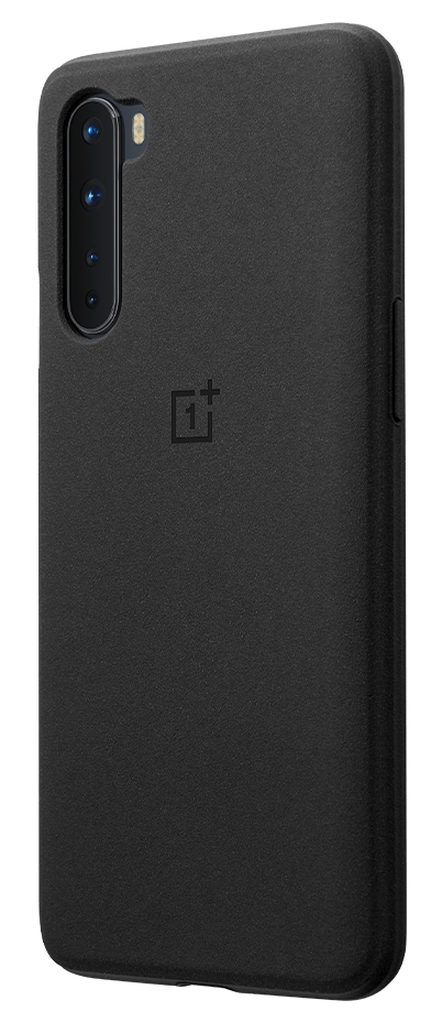 Official OnePlus Nord Sandstone Bumper Case